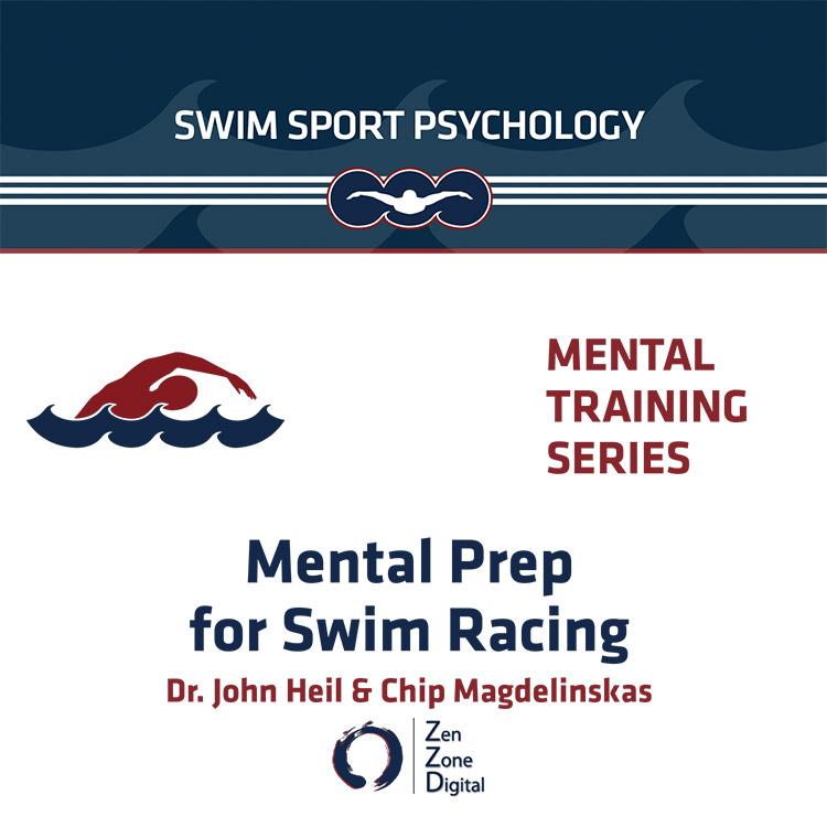 Swim Sport Psychology mental training series cover